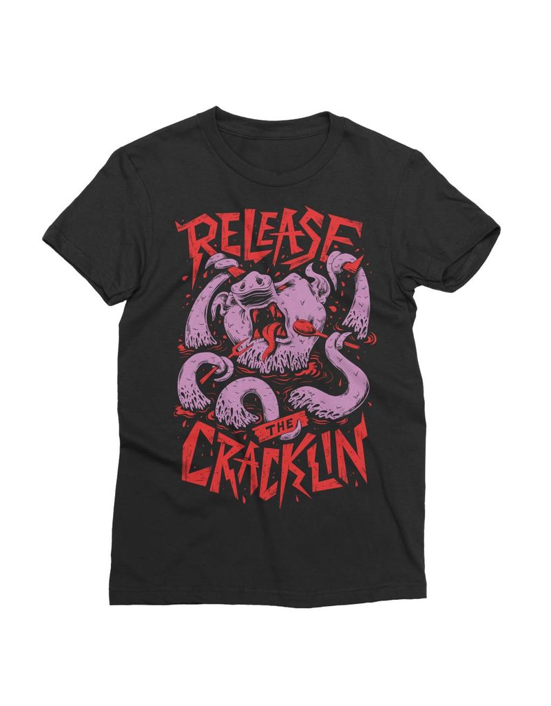 Release the Cracklin Womens Tee