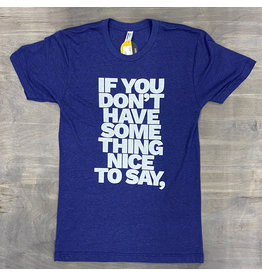 Say It In French Men's Tee