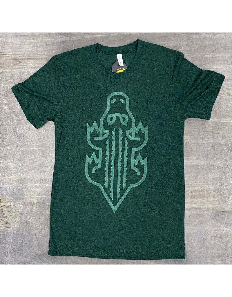 Gator Icon Mens Tee