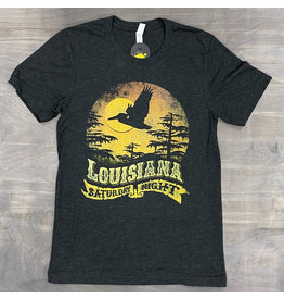 Louisiana Saturday Night Mens Tee