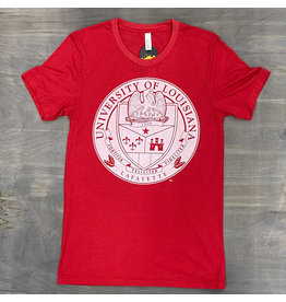 Ragin Cajuns Seal Mens Tee