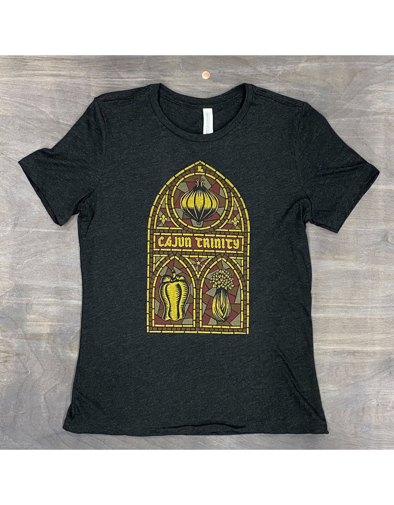 Cajun Trinity Relaxed Fit Womens Tee