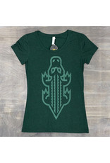 Gator Icon Womens Tee