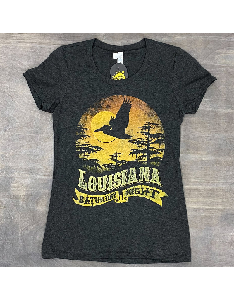 Louisiana Saturday Night Womens Tee