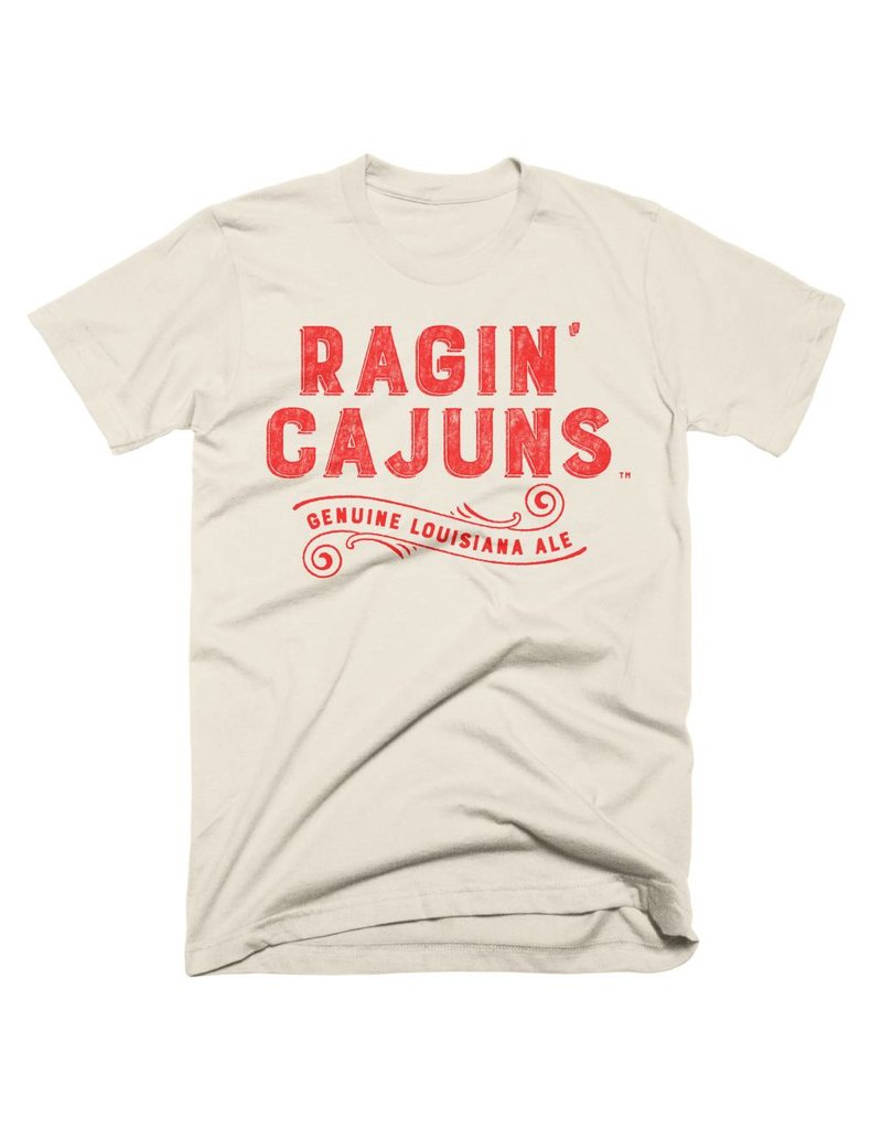 Ragin Cajuns Ale Mens Tee