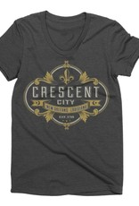 Vintage Crescent City Womens Tee
