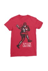 Ragin' Cajuns Player Womens Tee