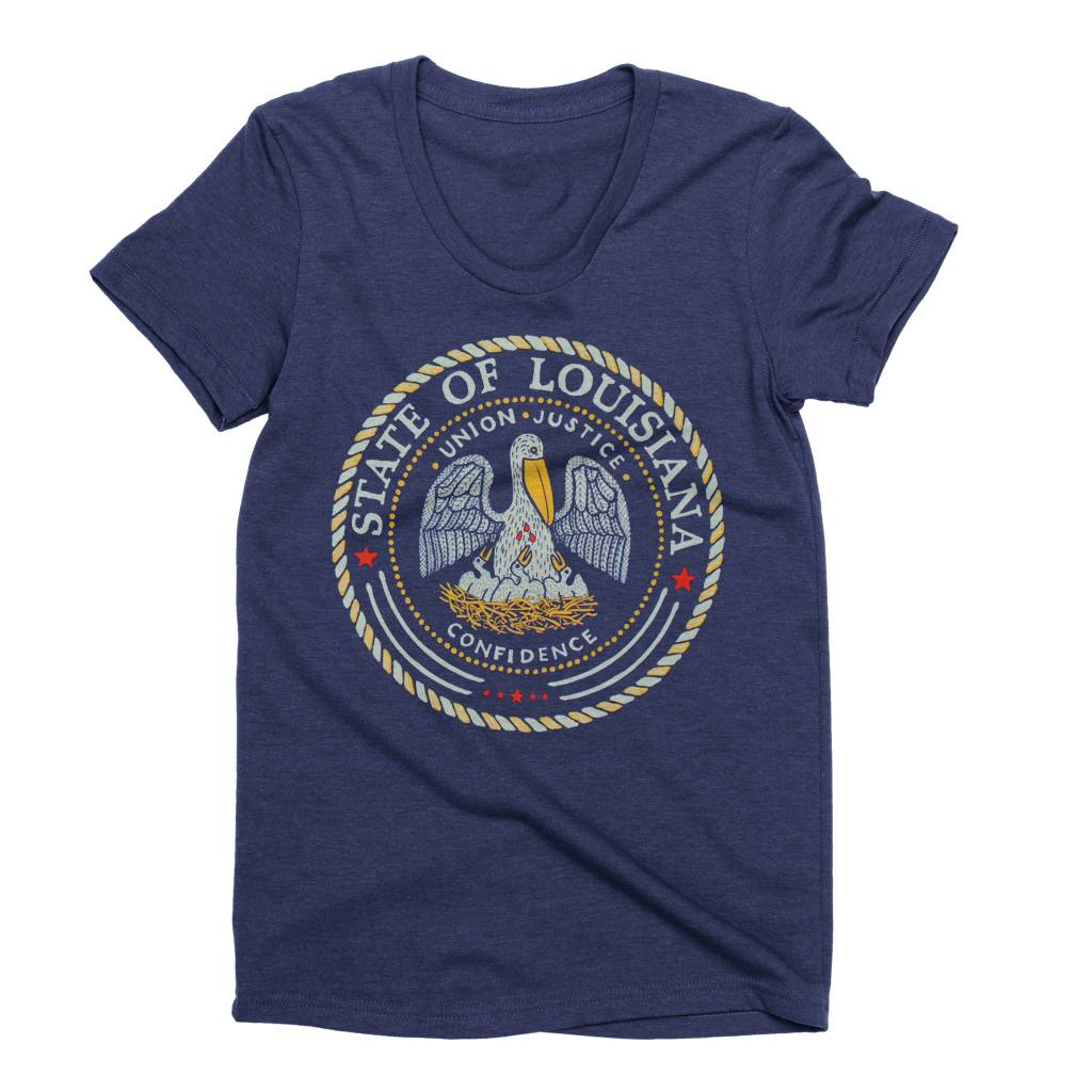 State Seal Womens Tee