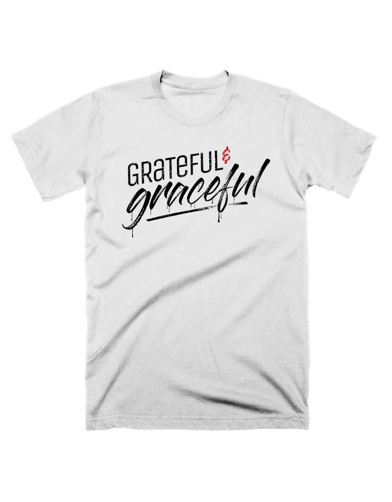 Dustin Poirier Grateful and Graceful Mens Tee