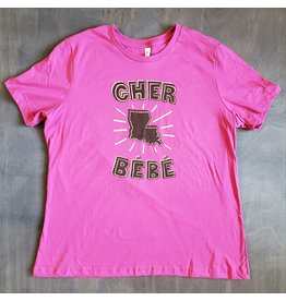 Cher Bebe Womens Relaxed Fit Tee
