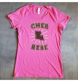 Cher Bebe Womens Tee