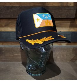 Acadian Flag Scrambled Eggs Trucker Hat
