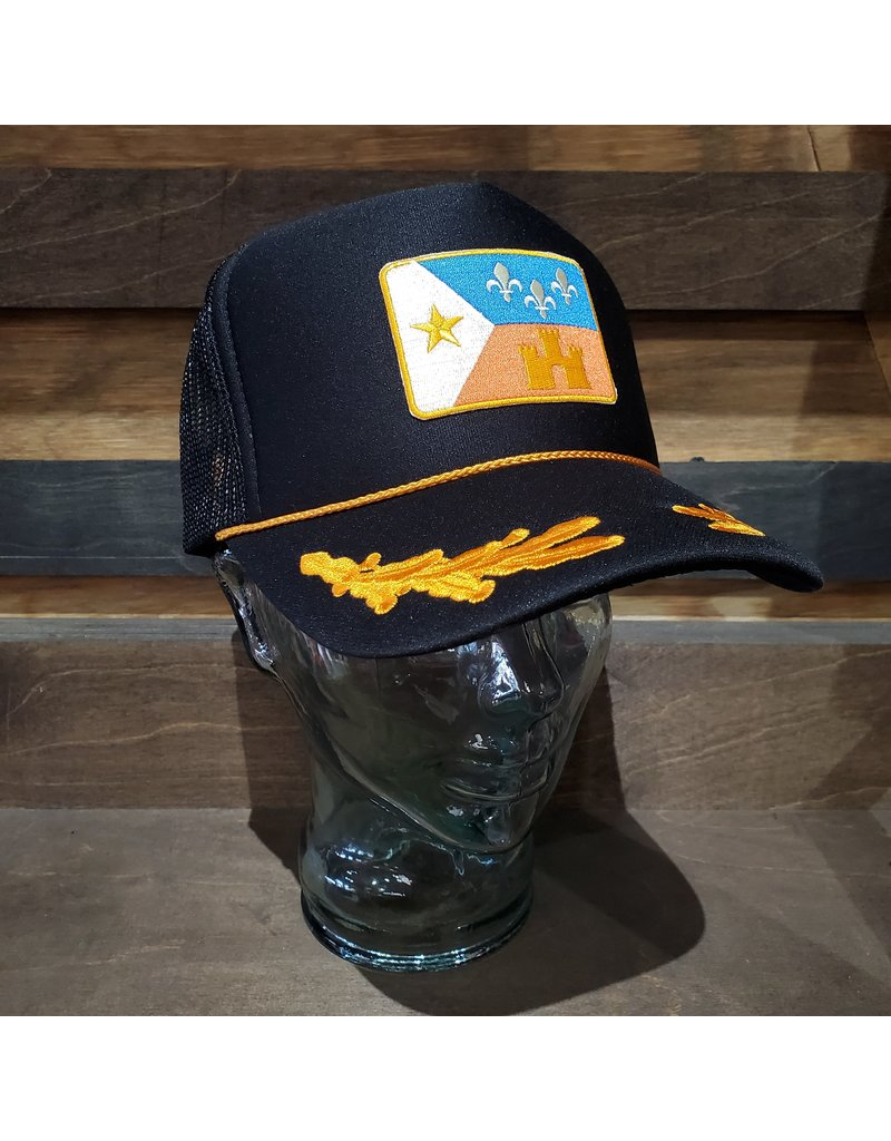 Acadian Flag Scrambled Eggs Trucker Hat