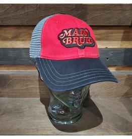 Mais Bruh Unstructured Trucker Hat