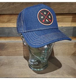 Louisiana Compass Trucker Hat