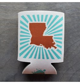 Louisiana Power Koozie