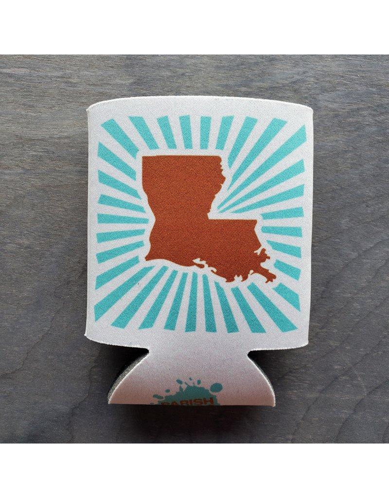 Louisiana Power Koozie