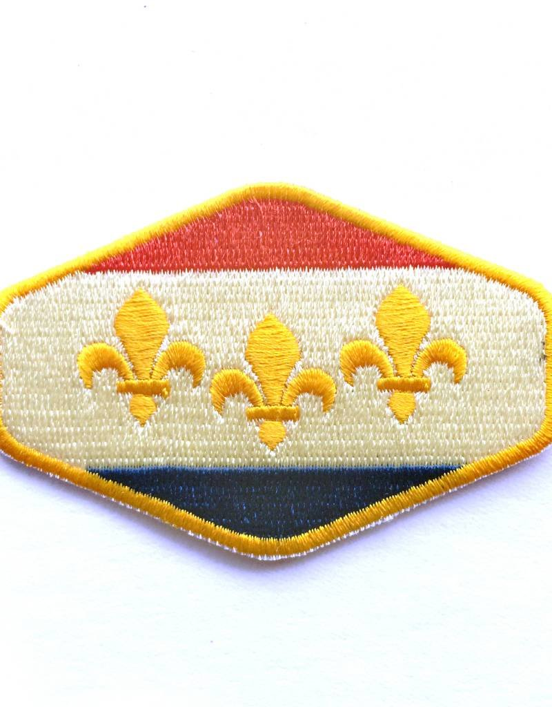 New Orleans Flag Patch