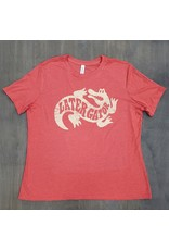 Later Gator Womens Relaxed Fit Tee