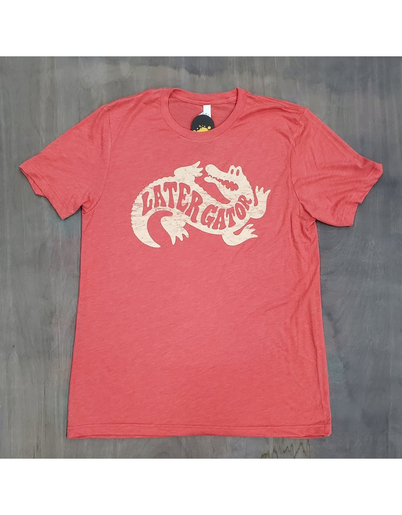 Later Gator Mens Tee