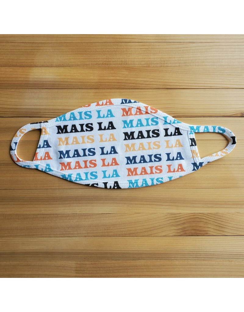 Cotton Face Mask - Mais La