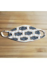 Cotton Face Mask - Cajun Logo
