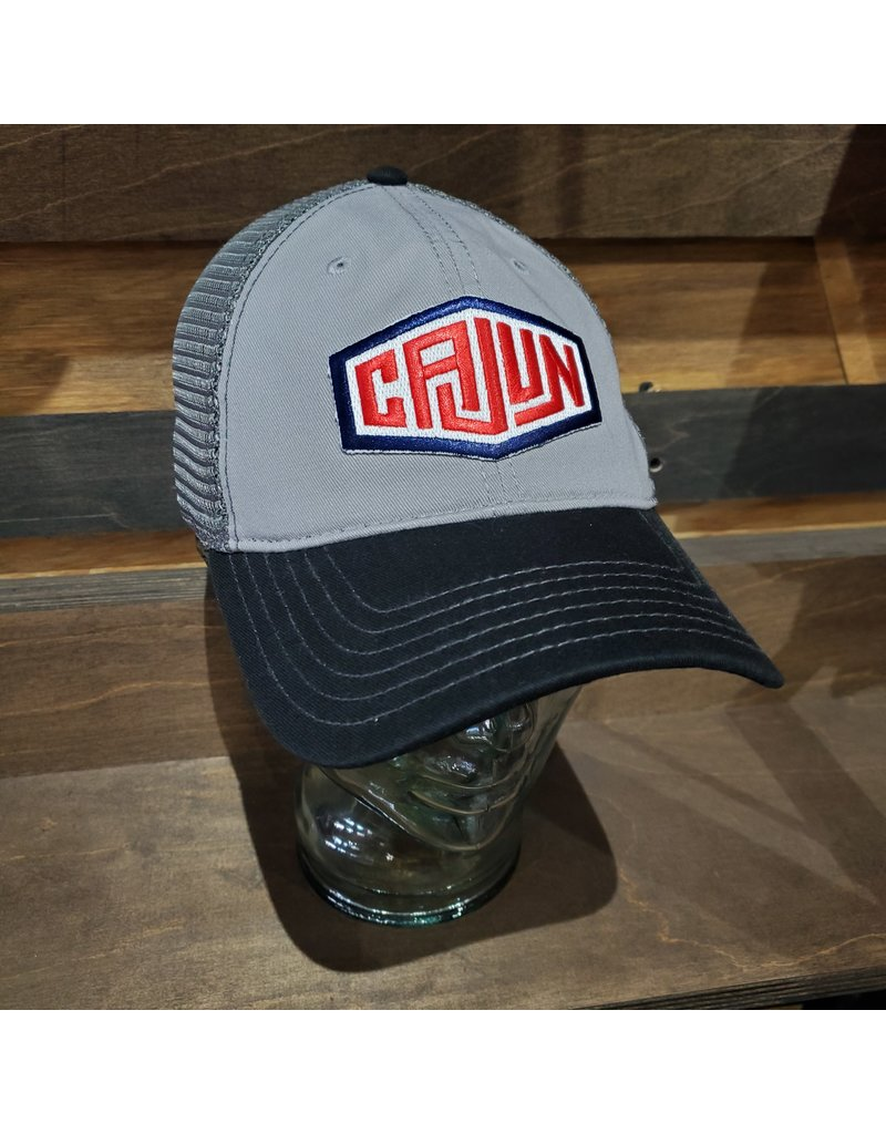 Cajun Logo Unstructured Trucker Hat