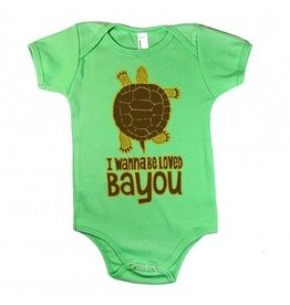 I Wanna Be Loved Bayou Onesie