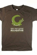 See You Later Alligator Toddler Tee