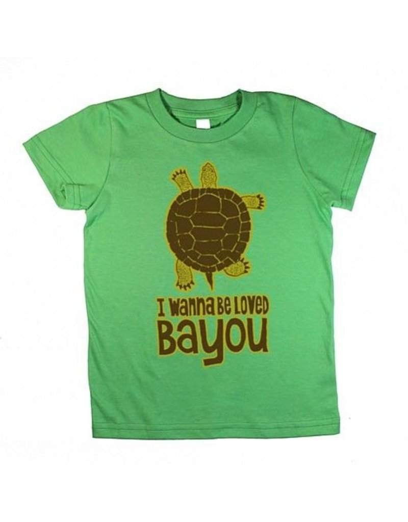 I Wanna Be Loved Bayou Toddler Tee