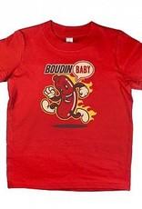 Boudin Baby Toddler Tee