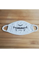 Cotton Face Mask - Vampire