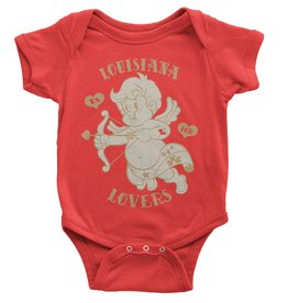 Louisiana is for Lovers Onesie