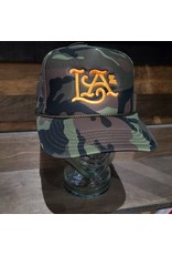 LA LOGO Hat Camo