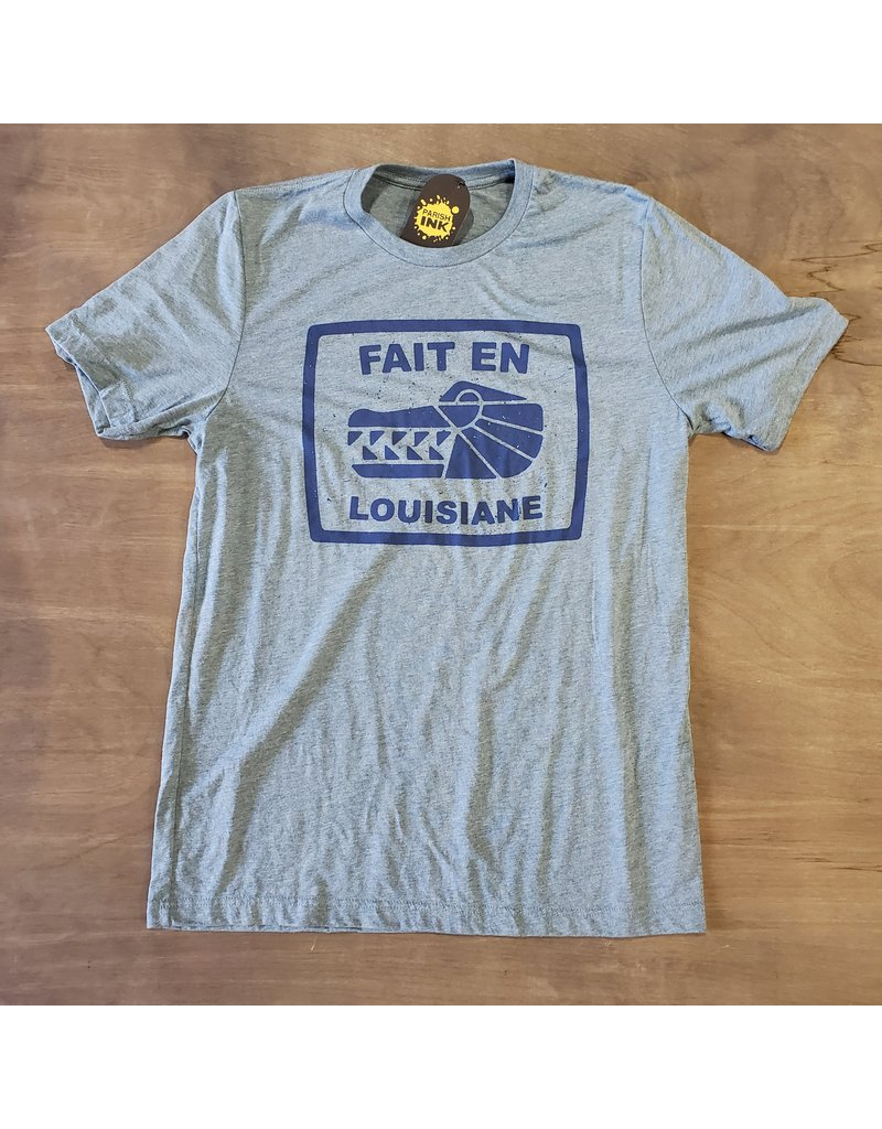 Fait en Louisiane Mens Tee