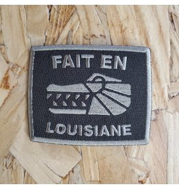 Fait En Louisiane Patch