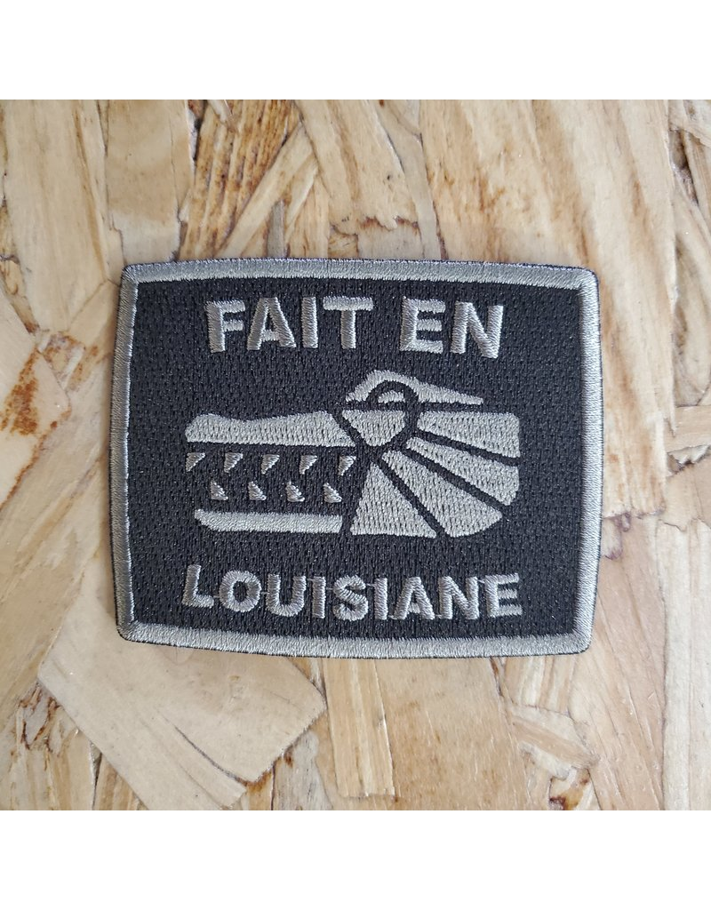 Fait En Louisiane Patch