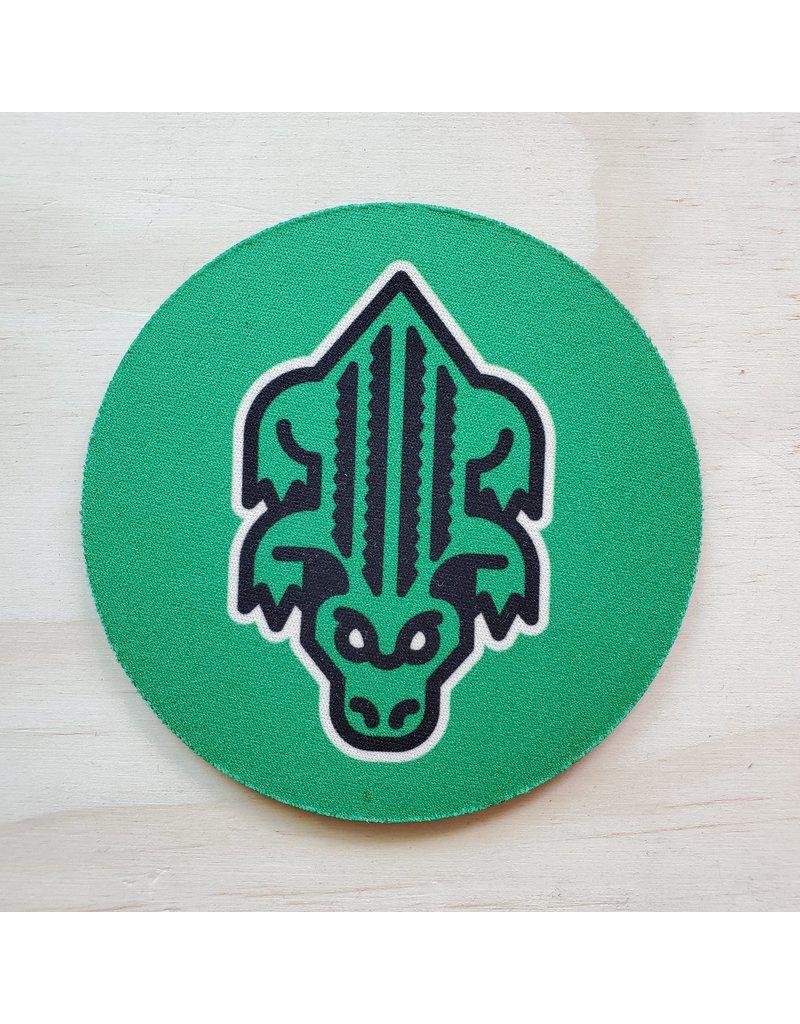 Gator Icon Coaster