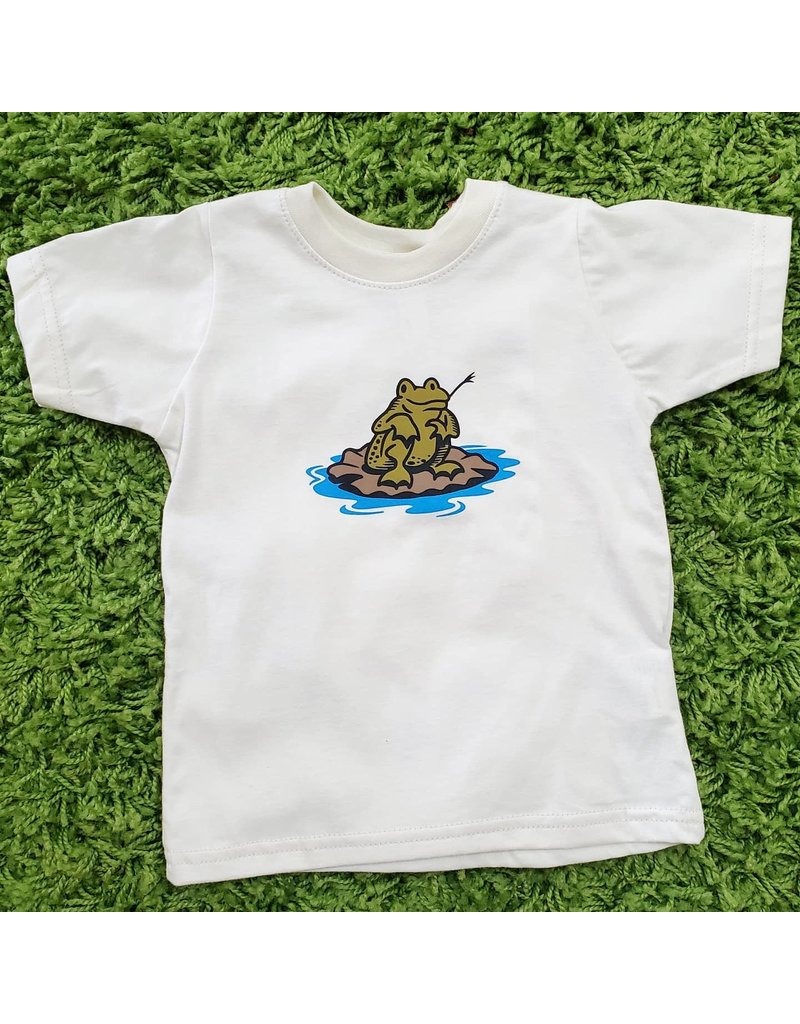 Francois the Frog Toddler Tee