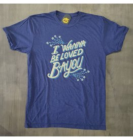 I Wanna Be Loved Bayou Mens Tee