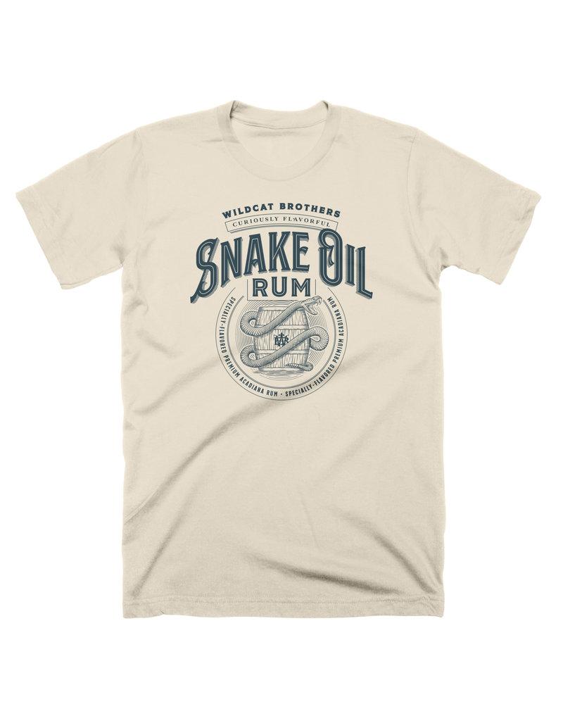 WB Snake Oil Mens Tee