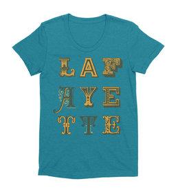 Vintage Lafayette Womens Tee