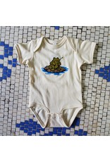 Francois the Frog Baby Onesie