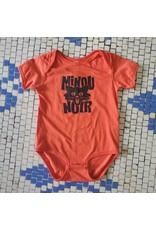 Minou Noir Baby Onesie