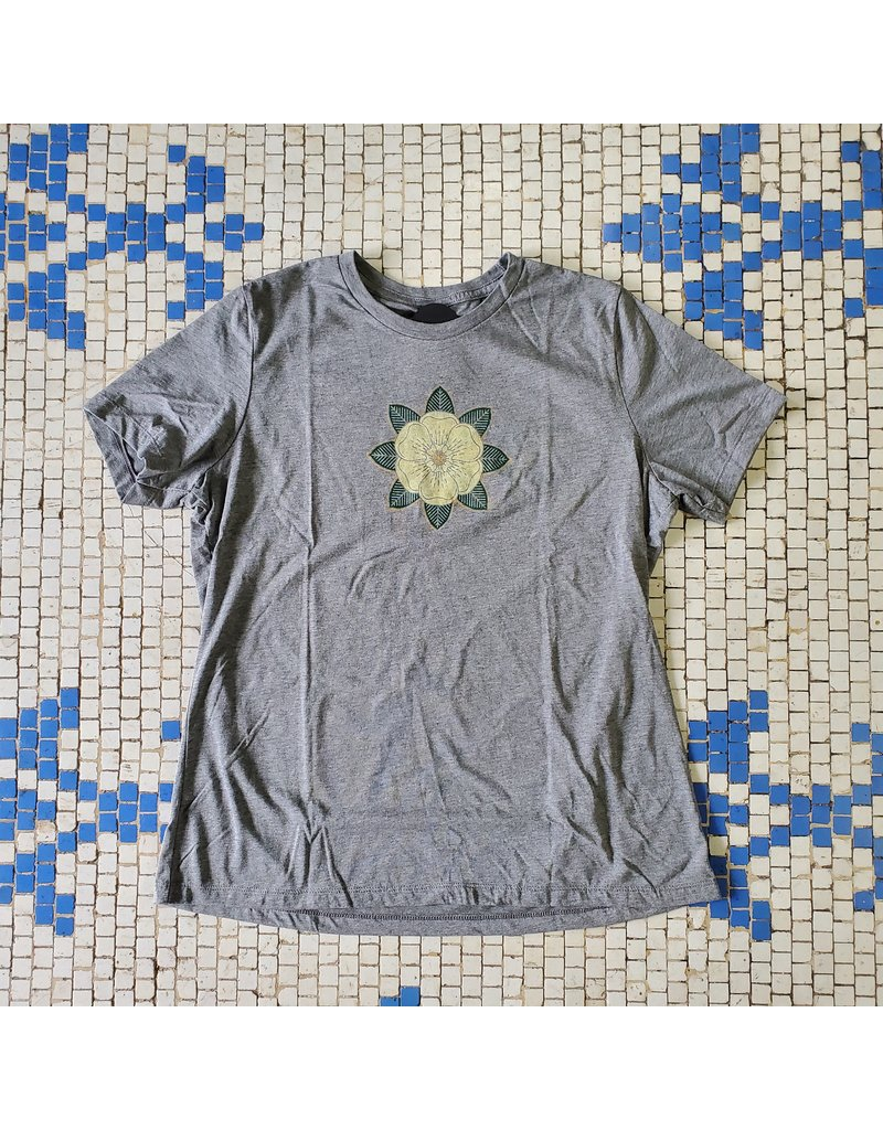Magnolia Womens Relaxed Fit Tee