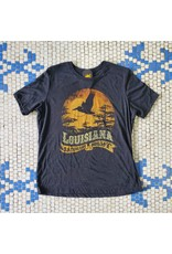LA Sat Night Womens Relaxed Fit Tee