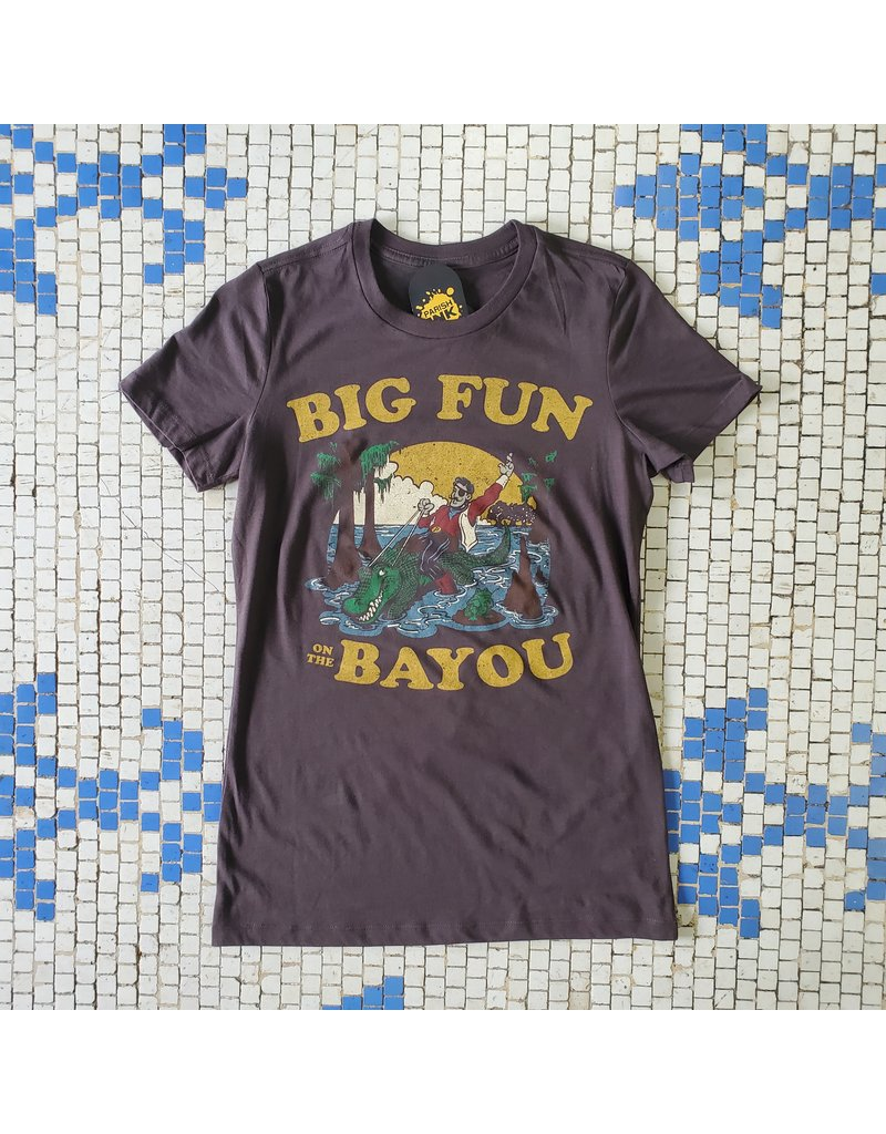 Big Fun Womens Tee