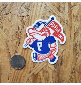 Parish Ink Gator Sticker