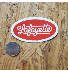 Lafayette Sticker