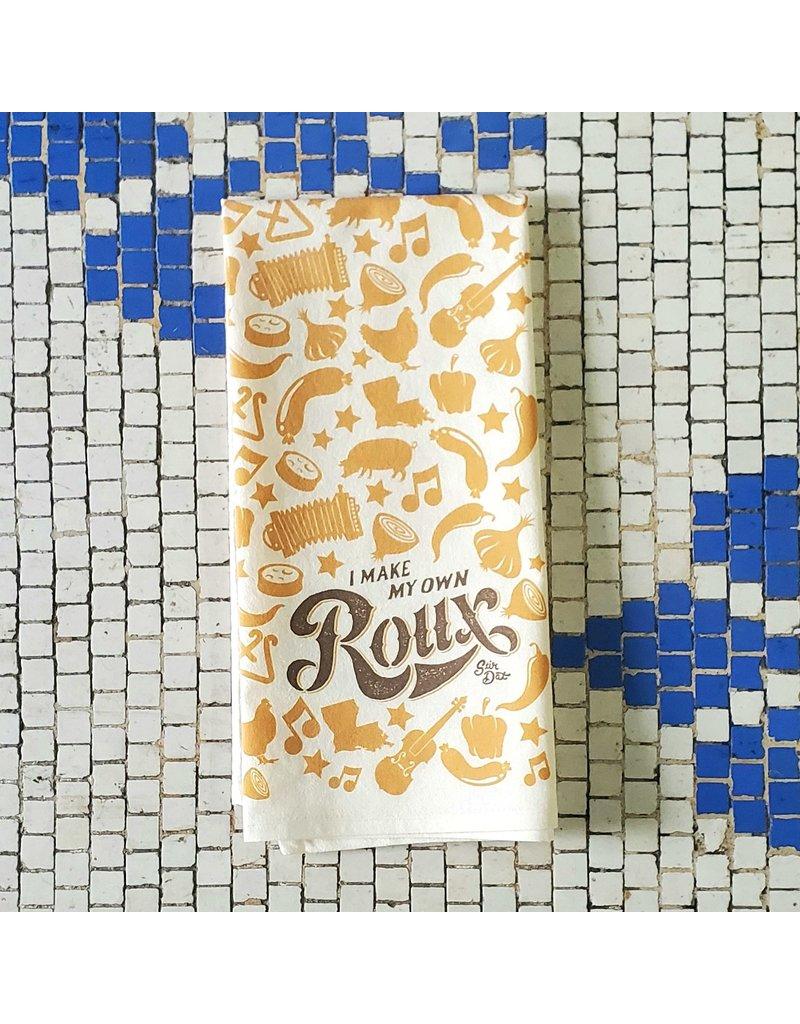 Roux Tea Towel